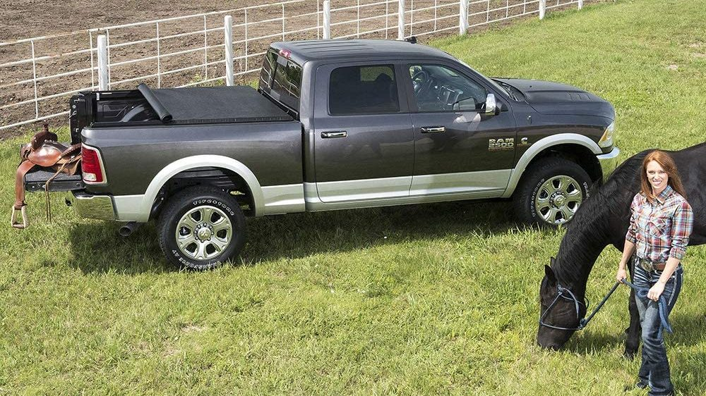 Best Roll-Up Tonneau Covers: Add Extra Protection to Your Truck Bed