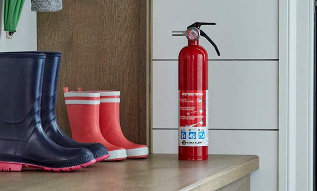 Best fire extinguishers