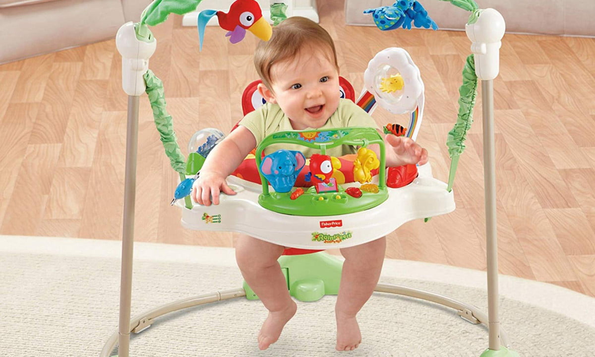 The best baby bouncer