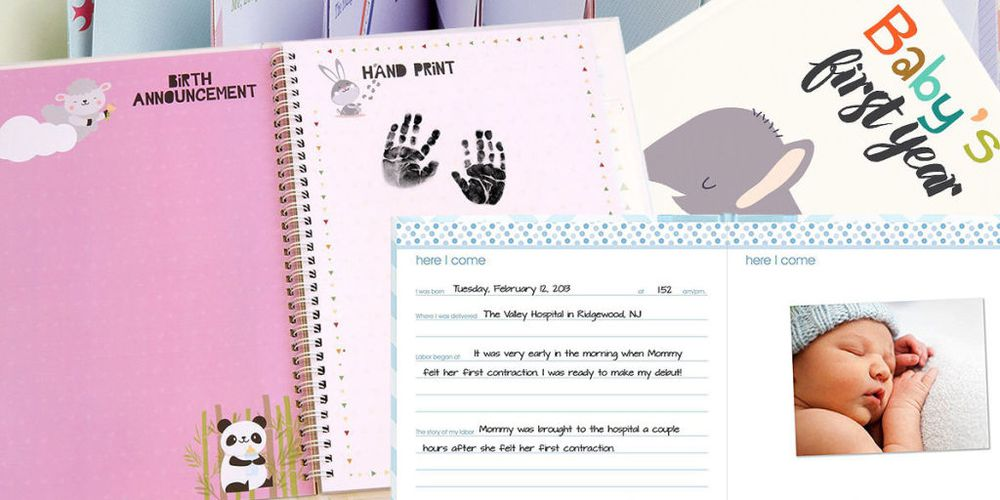 The Best Baby Memory Books for All Parents