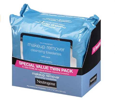 The top 4 makeup removers