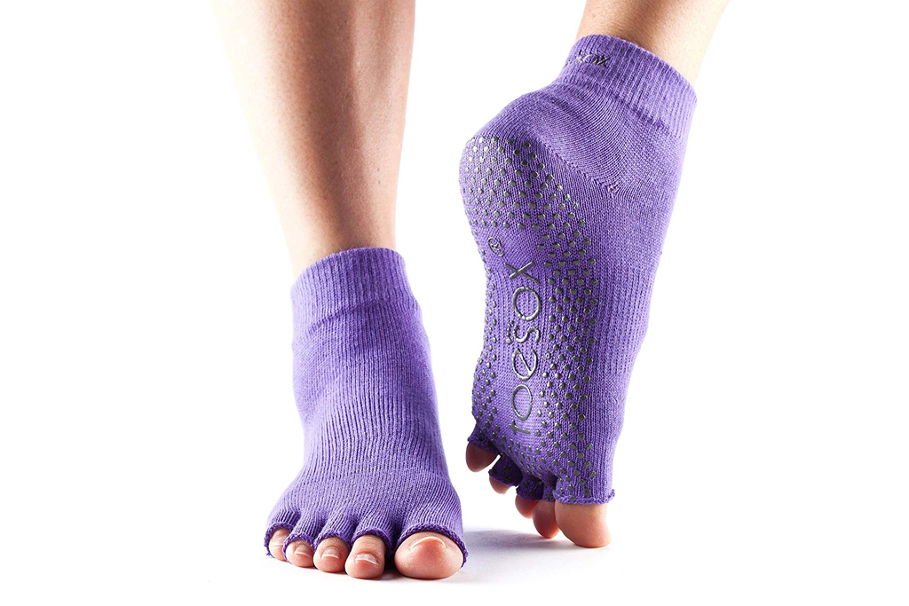 Best Half-Toe Socks to Keep You Stable In Class