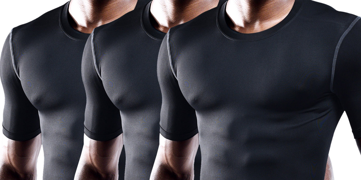 The best men's workout shirts