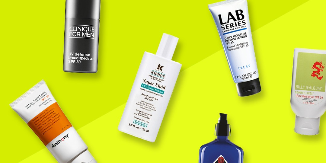Best Facial Moisturizers With Sunscreen