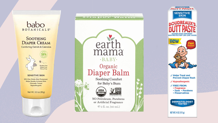 Best Diaper Rash Creams to Soothe Baby's Irritated Skin