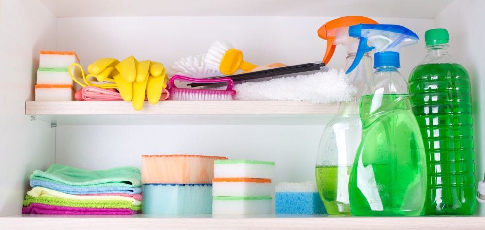 Best Cleaning Supply Storages