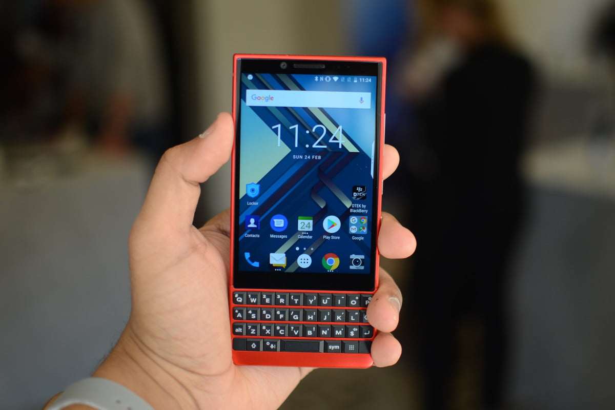 The best QWERTY phones