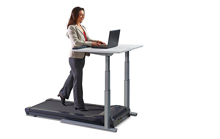 Yes, The Treadmill Desk is a Thing