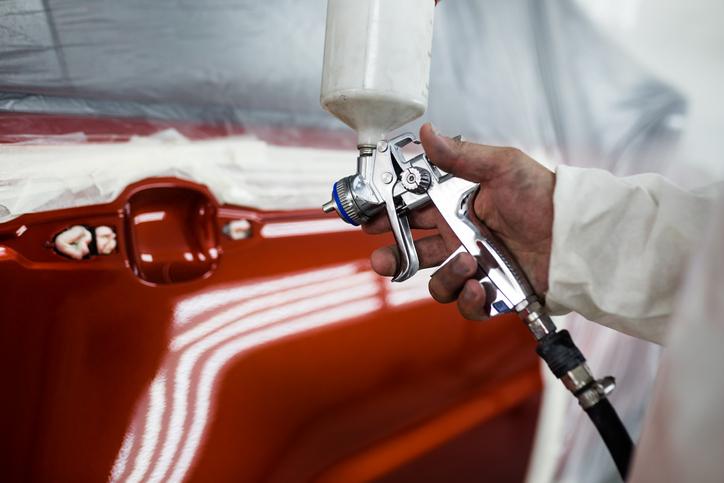 Best Automotive Paints: Color Your Car Right