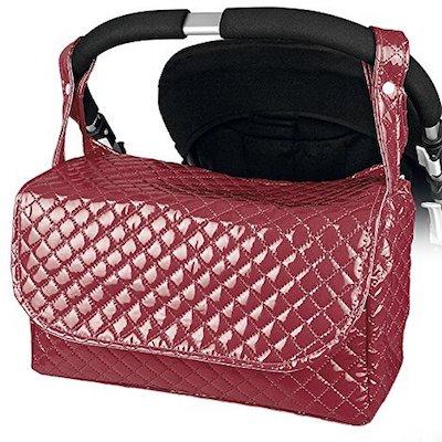 Danielstore - Bolso Plastificado carrito bebe personalizado (nombre a elegir): Amazon.es: Bebé