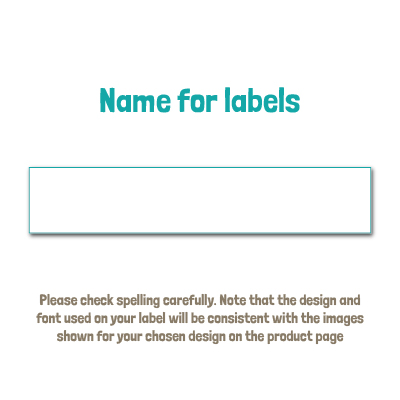 136 Fairy stick on name labels for children - 4 colour options to choose -  Perfect for labelling tupperware, shoes, stationery etc. ready for school:  Amazon.co.uk: Office Products
