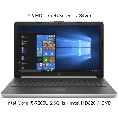 Amazon.com: 2019 HP 15.6 LED Touch Screen Laptop Notebook PC, Intel Pentium N5000(Beat Core i3-7100U), 4GB/8GB RAM, 1TB/2TB HDD, 128GB to 1TB SSD, HDMI, ...