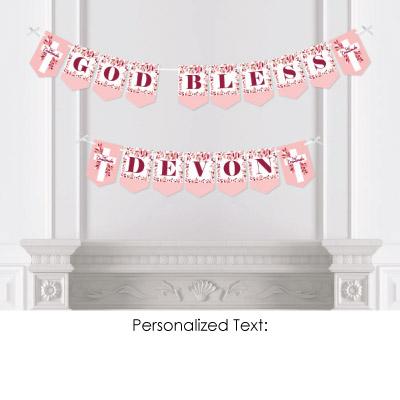 Amazon.com: Big Dot of Happiness personalizado primera ...