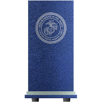 60c87990e370f Amazon.com: PERSONALIZED Engraved US Marine Corps Cremation Urn for ...