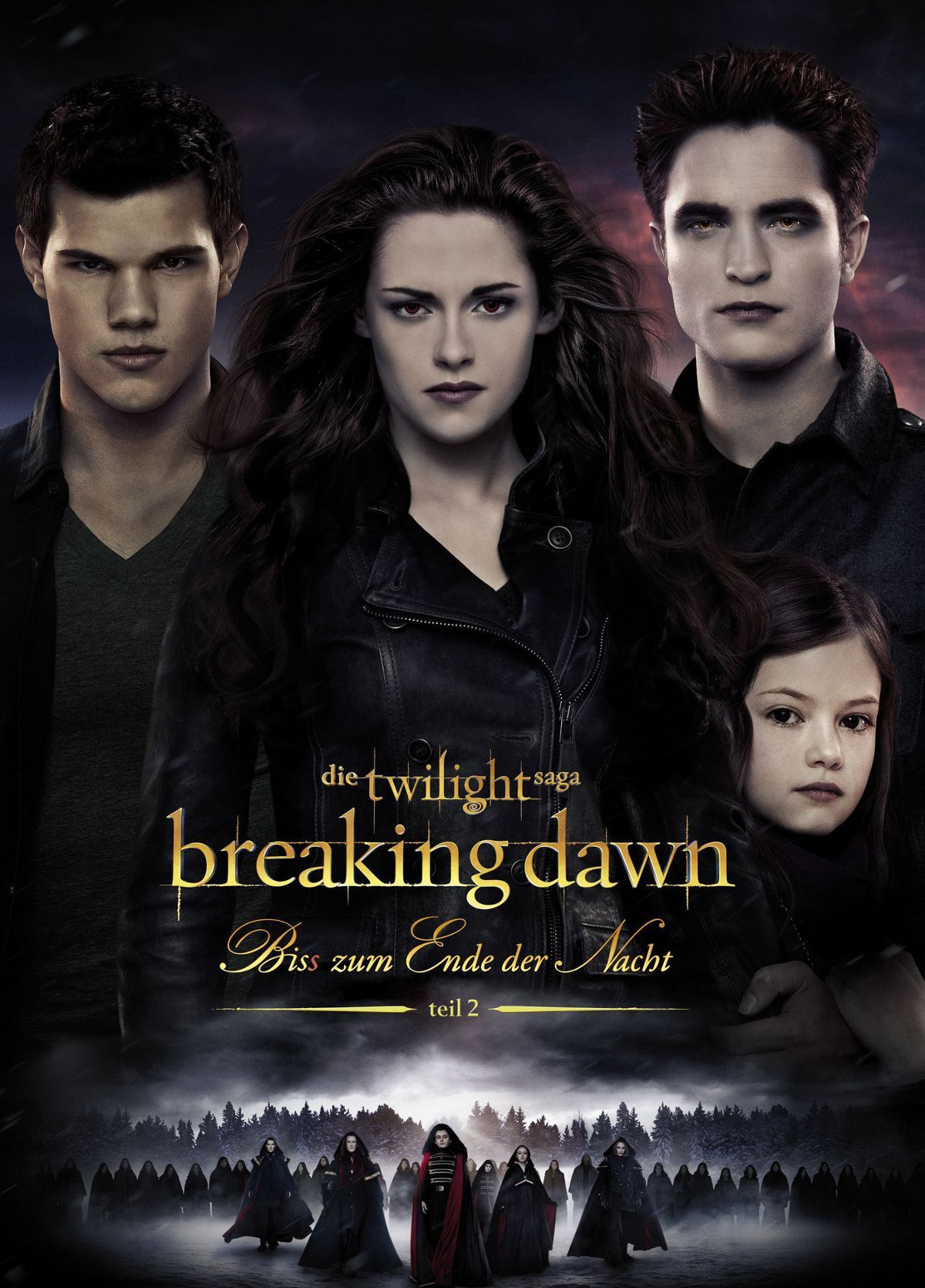 Breaking Dawn - Bis(s) zum Ende der Nacht (Teil 2)