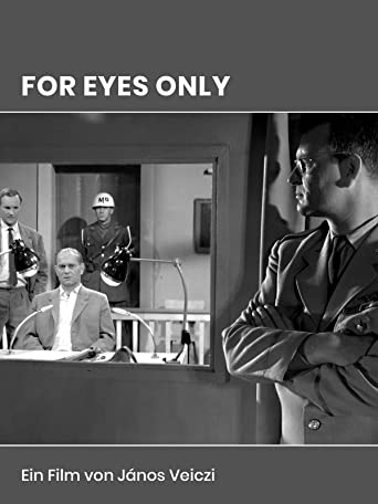 For Eyes only (Streng geheim)