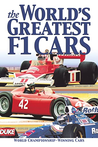 Worlds Greatest F1 Cars