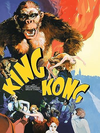 King Kong und die weiße Frau