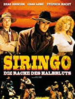 Siringo - Die Rache des Halbblutes
