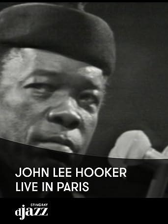 John Lee Hooker Live in Paris