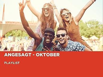 Angesagt - Oktober