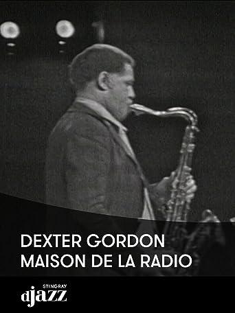 Dexter Gordon - Maison de la Radio