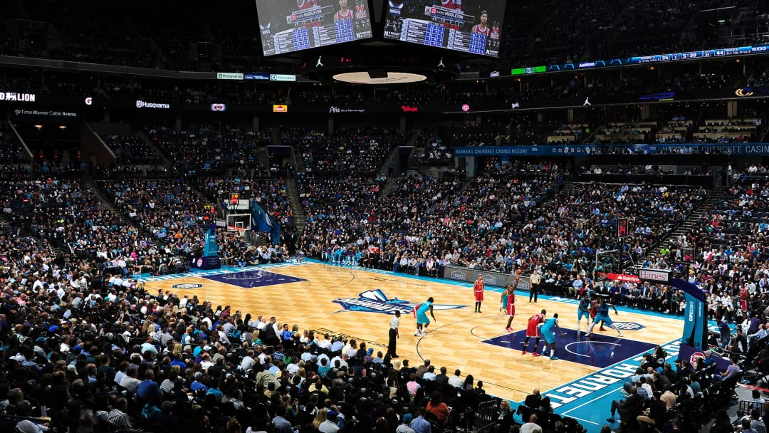 Watch New Orleans Pelicans At Charlotte Hornets Prime Video