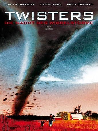 Twisters - Die Nacht der Wirbelstürme