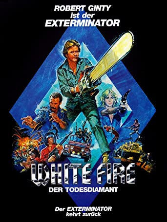 White Fire - Der Todesdiamant