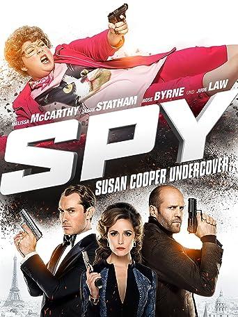 Spy - Susan Cooper Undercover