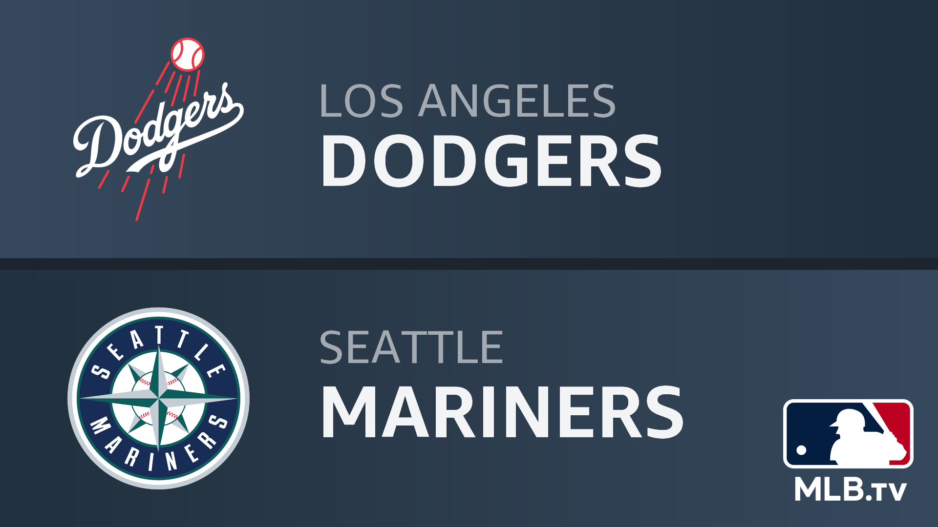 Amazon Com Watch Los Angeles Dodgers At Seattle Mariners Prime