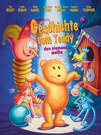Die Geschichte vom Teddy, den niemand wollte