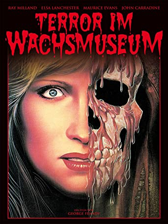 Terror im Wachsmuseum