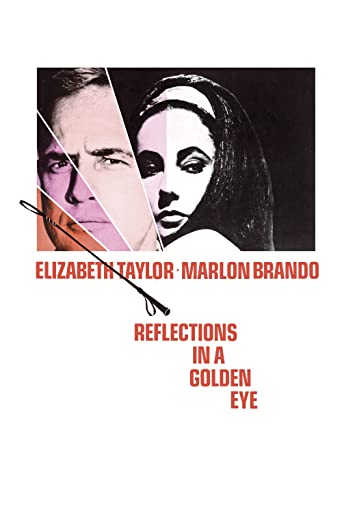 Spiegelbild im goldenen Auge