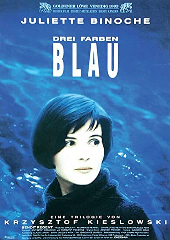 Drei Farben: Blau