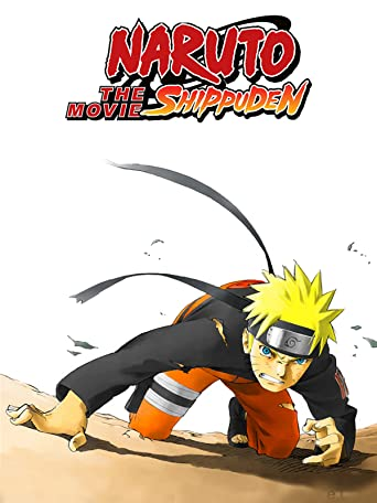 Naruto Shippuden - The Movie