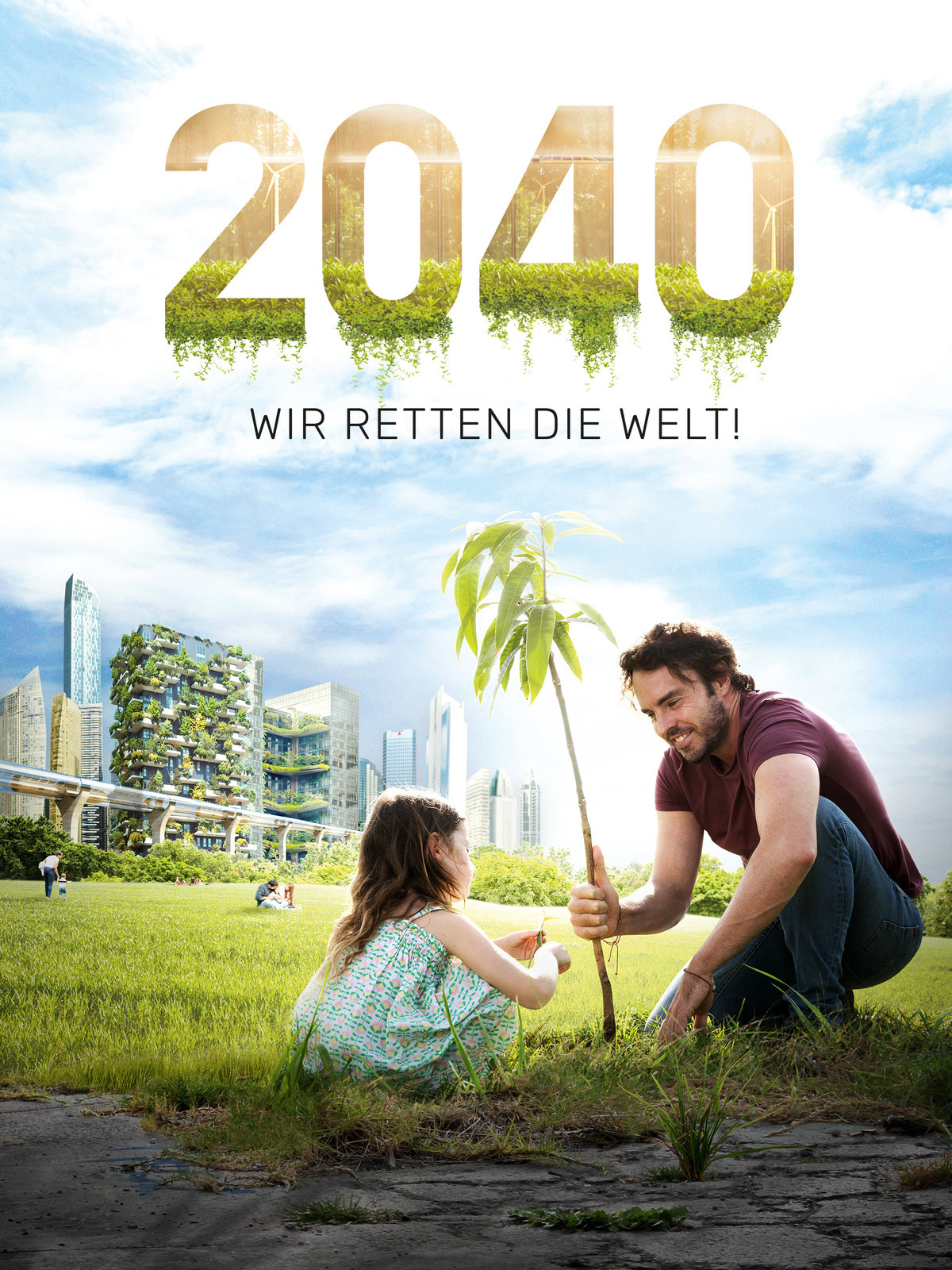 2040 - Wir retten die Welt!