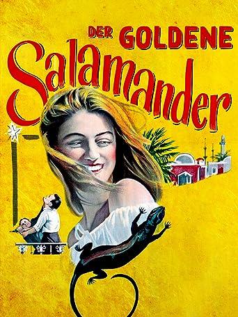 Der goldene Salamander