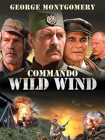 Commando Wild Wind