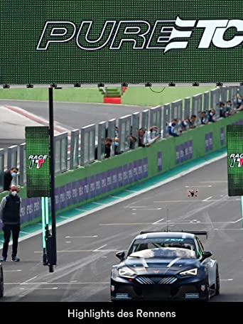 Motorsport: ETCR inPau (FRA)