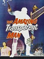 The Amazing Transparent Man [OV]