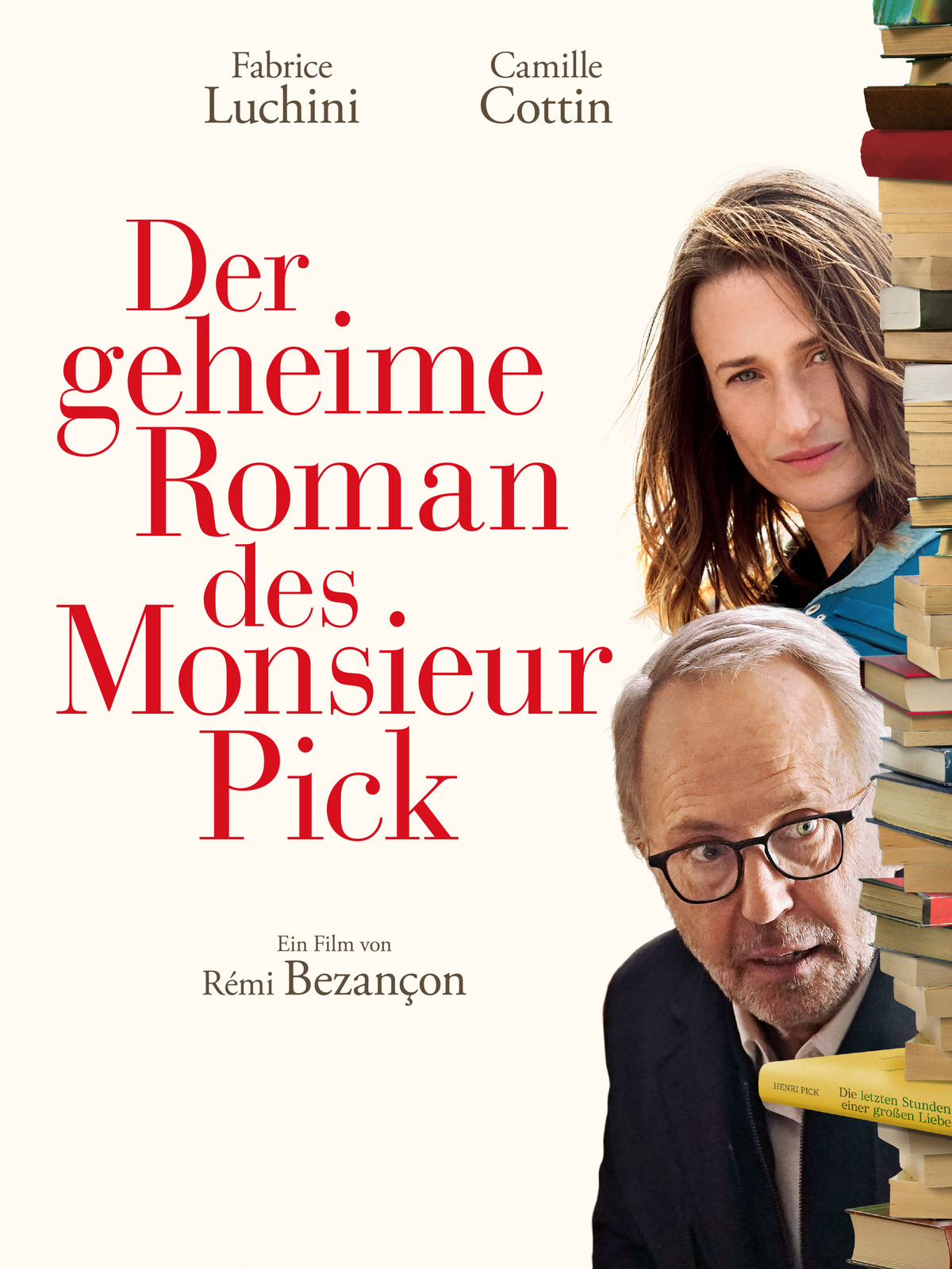 Wer Streamt Der Geheime Roman Des Monsieur Pick