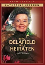 Miss Delafield will heiraten
