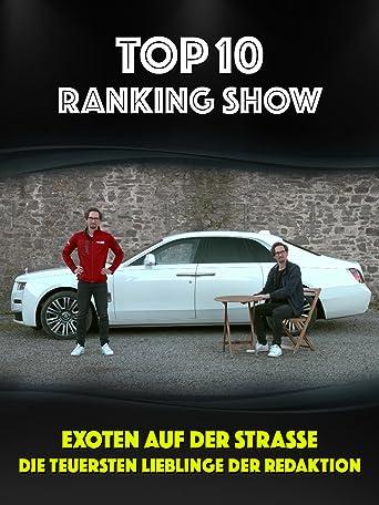 Top Ten Ranking-Show: Exoten auf der Straße