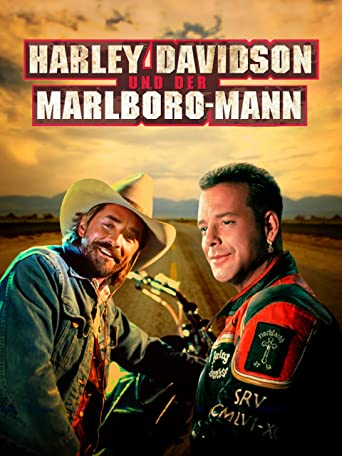 Harley Davidson & The Marlboro Man