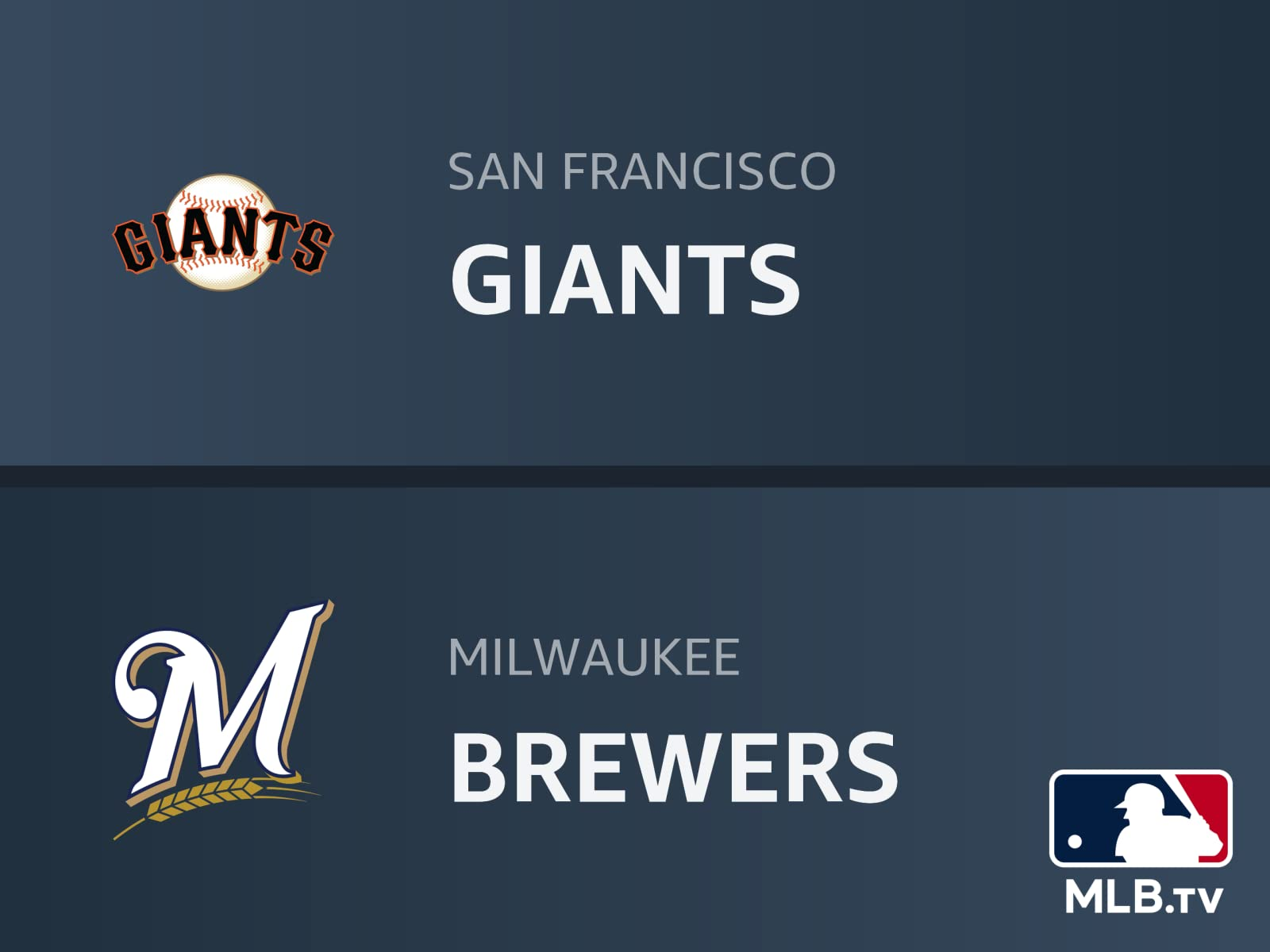 Watch San Francisco Giants At Arizona Diamondbacks Prime Video