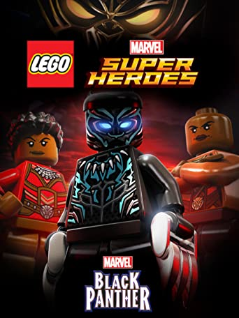 LEGO Marvel Super Heroes: Black Panther - Ärger in Wakanda