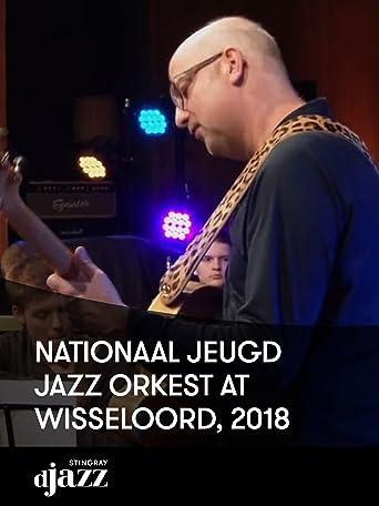 Nationaal Jeugd Jazz Orkest in Wisseloord, 2018