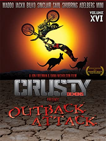 Crusty Demons 16: Outback Attack