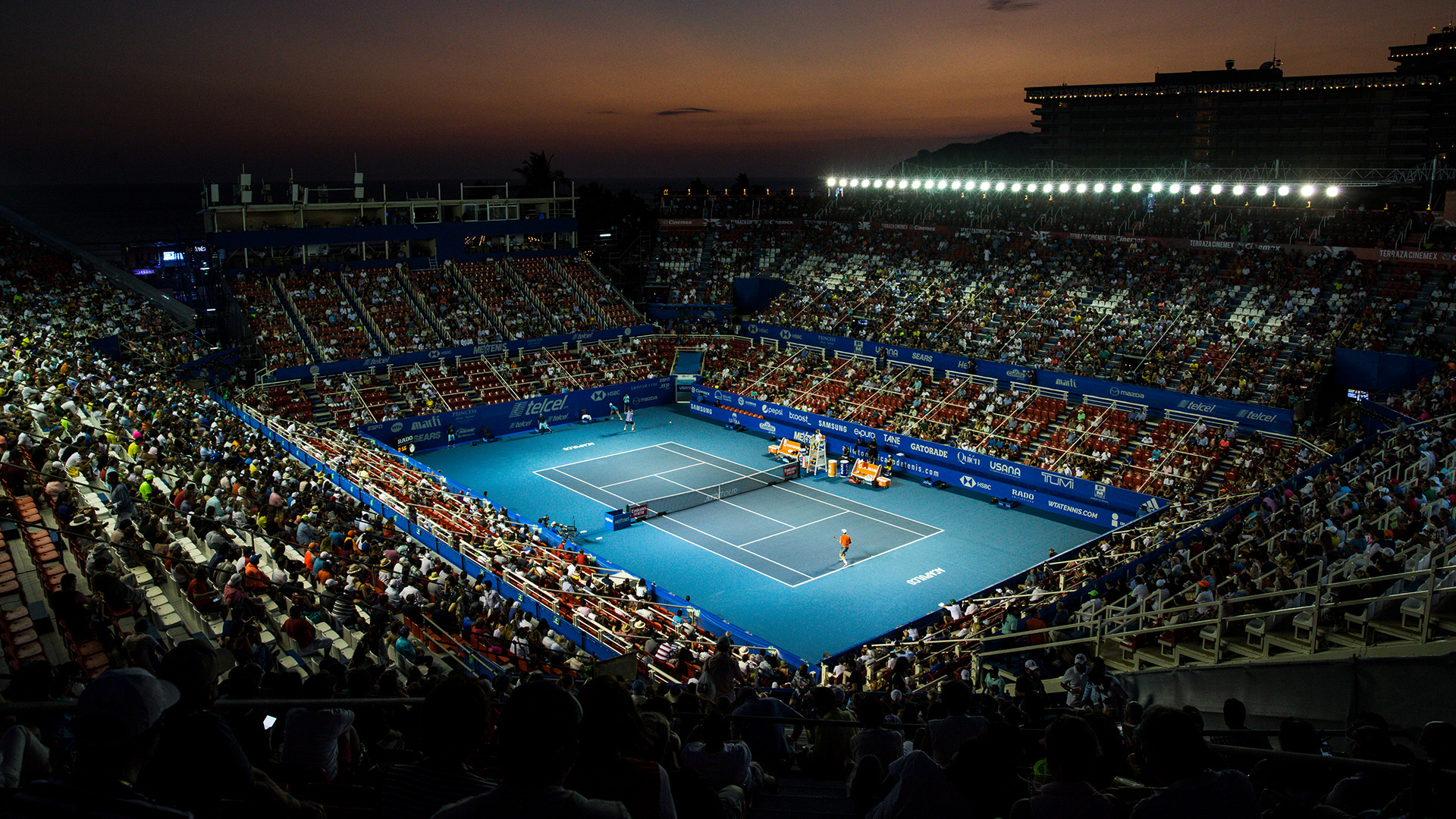 2020 Abierto Mexicano TELCEL presentado por HSBC - 25 February ATP Main Coverage and Highlights